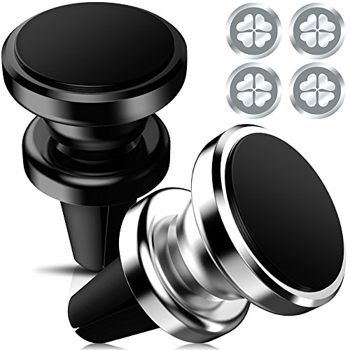 Magnetic Car Mount KEKU 2Pack Air Vent Multi-angle Rotary Ph
