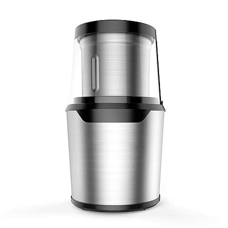 Shisky Maquina de cafe,Regalos Inicio Eléctricos Granos de café Molienda Molienda Molienda Molienda Molienda
