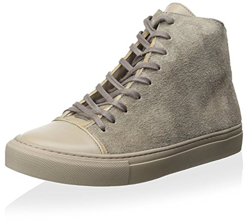 Damir Doma Men's Framio High Top Sneaker, Castor, 37 M EU/4 M - Men Doma Damir