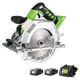 GreenWorks 24v Circular saw, (1) 24v battery, (1) 45 min charger