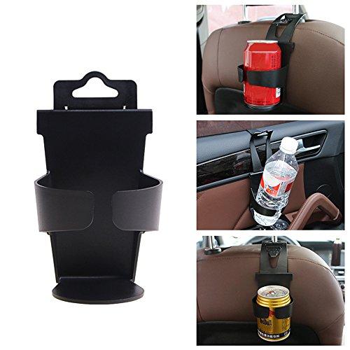kuaetily Universal Auto Getränke Ständer Getränkehalter KFZ Becherhalter Flaschenhalter Auto Wasser Cupholder für Auto