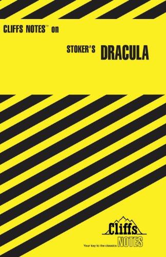 Stoker's Dracula (Cliffs Notes) [Samuel J Umland] (Tapa Blanda)