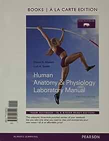 amazon com human anatomy   physiology laboratory manual human anatomy laboratory manual with cat dissections 7th edition pdf human anatomy laboratory manual pdf