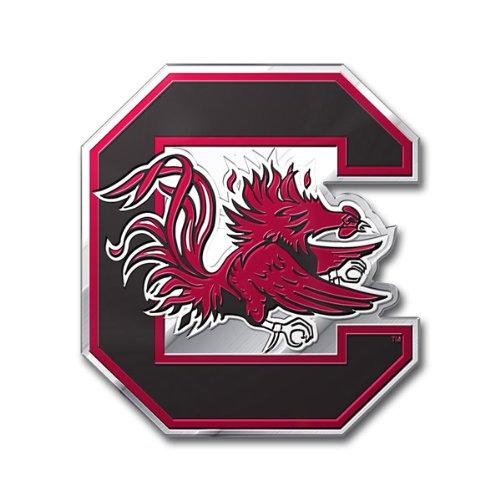 (Team ProMark NCAA South Carolina Gamecocks Die Cut Color Auto Emblem)