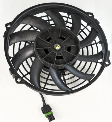 Can-Am & Polaris ATV Radiator Cooling Fan 2000-2008 (Outlander 400 Radiator compare prices)