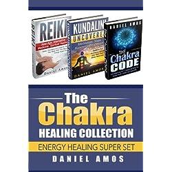 Chakra Healing Collection: Spirituality and Meditation for Spiritual Healing; Spiritual Healing Bundle Box Set (healing crystals, mindfulness, energy ... kundalini yoga, hatha yoga) (Volume 1)