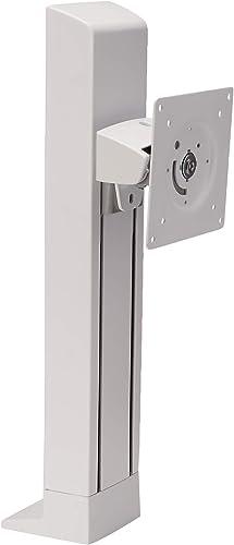 Ergotron 97-935-062 WorkFit Single LD Monitor Kit Cart