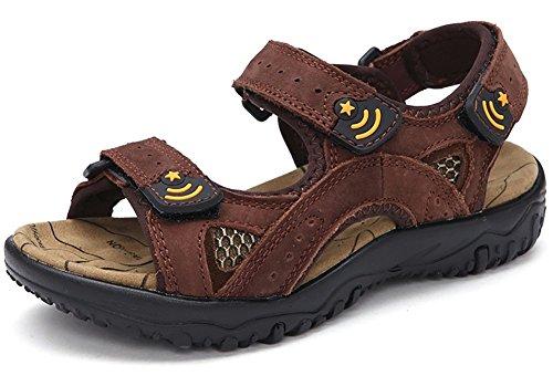 Adventure Sandals (UBELLA Boys Summer Beach Athletic Outdoor Sport Adventure Seeker Strap Sandal (Little Kid/Big Kid))