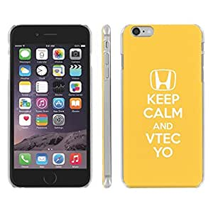 Mobiflare, Slim Clip-on Phone Case, for [iPhone 6 [4.7-inch]] - VTEC YO in DDJK CASE