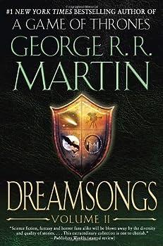 GRRM: A RRetrospective 0553806580 Book Cover