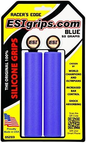 ESI Puños RACERS Edge Color Azul: Amazon.es: Deportes y aire libre