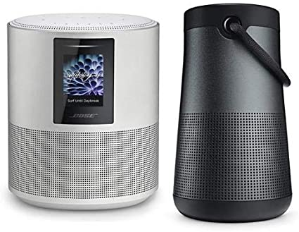 Bose Lifestyle 650 Home Entertainment System with Home Speaker 500 Black NEW