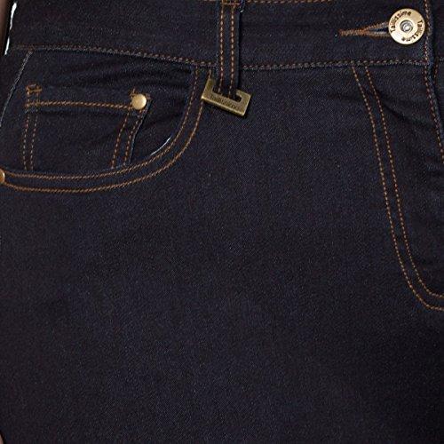 Donna Castaluna Regular Jeans Straight Grezzo O1wUqA1Bx