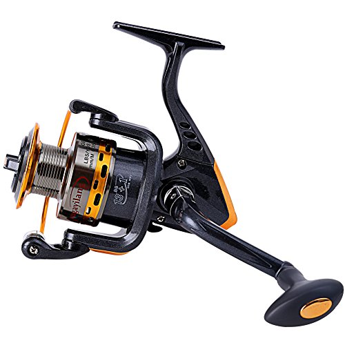 Sougayilang spinning fishing reel for saltwater and for Freshwater fishing reels