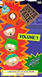 South Park, Vol. 01: Cartman Gets Probe/Volcano [VHS]