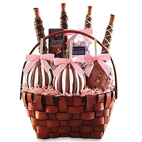 Mrs. Prindable's Classic Caramel Apple Spring Gift Basket