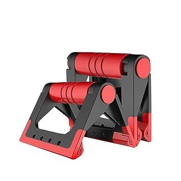 Liegestützgriffe Push Up Bar /& AB Roller Bauchtrainer für Fitness Krafttraining