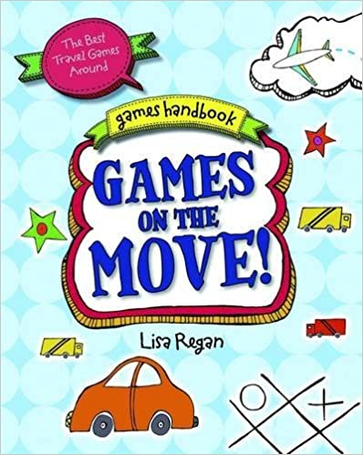 Book Games on the Move (Games Handbook) by Lisa Regan (2011-05-01)