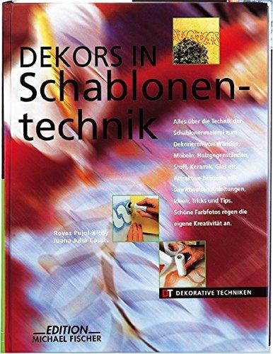 Dekors in Schablonentechnik (Dekorative Techniken)