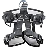 ROBAG Outdoor Rock Climbing Harness Half-Length Rescue Seat Belt Rappelling High-Altitude Safety Belt