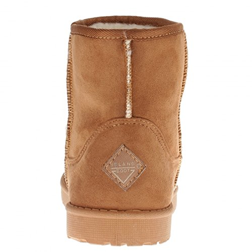 Island Boot - Fashion / Mode - Stela - Marron