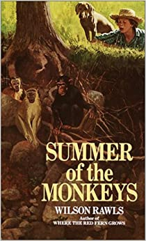 Image result for summer of the monkeys book cover