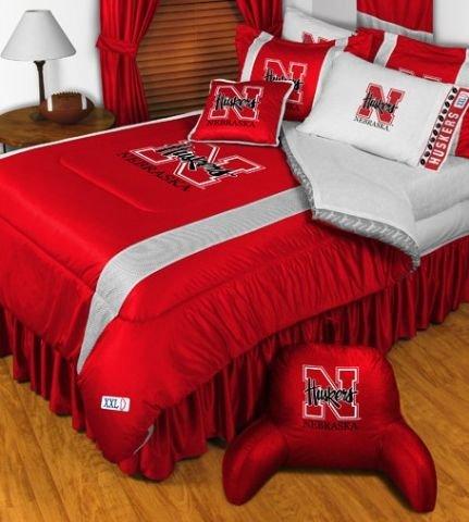 Nebraska Sidelines Comforter - 2