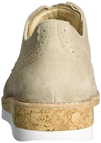 Gabor Signora Comodità Sneaker Beige (seta (cap) 44)