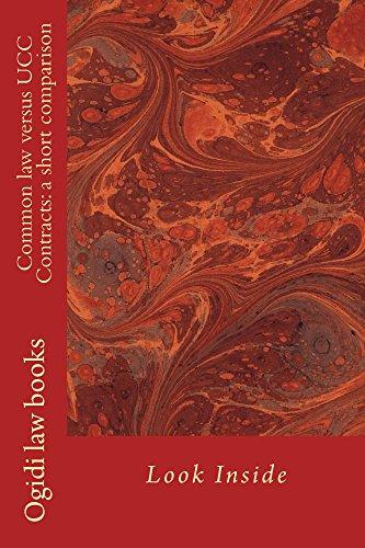 common-law-versus-ucc-contracts-a-short-comparison-e-books-e-law-book-look-inside