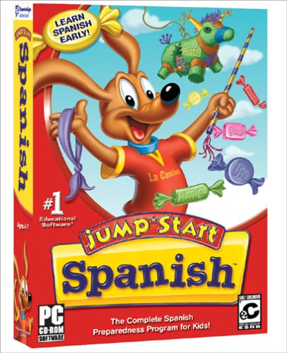 KNOWLEDGE ADVENTURE JumpStart Spanish by Knowledge Adventure