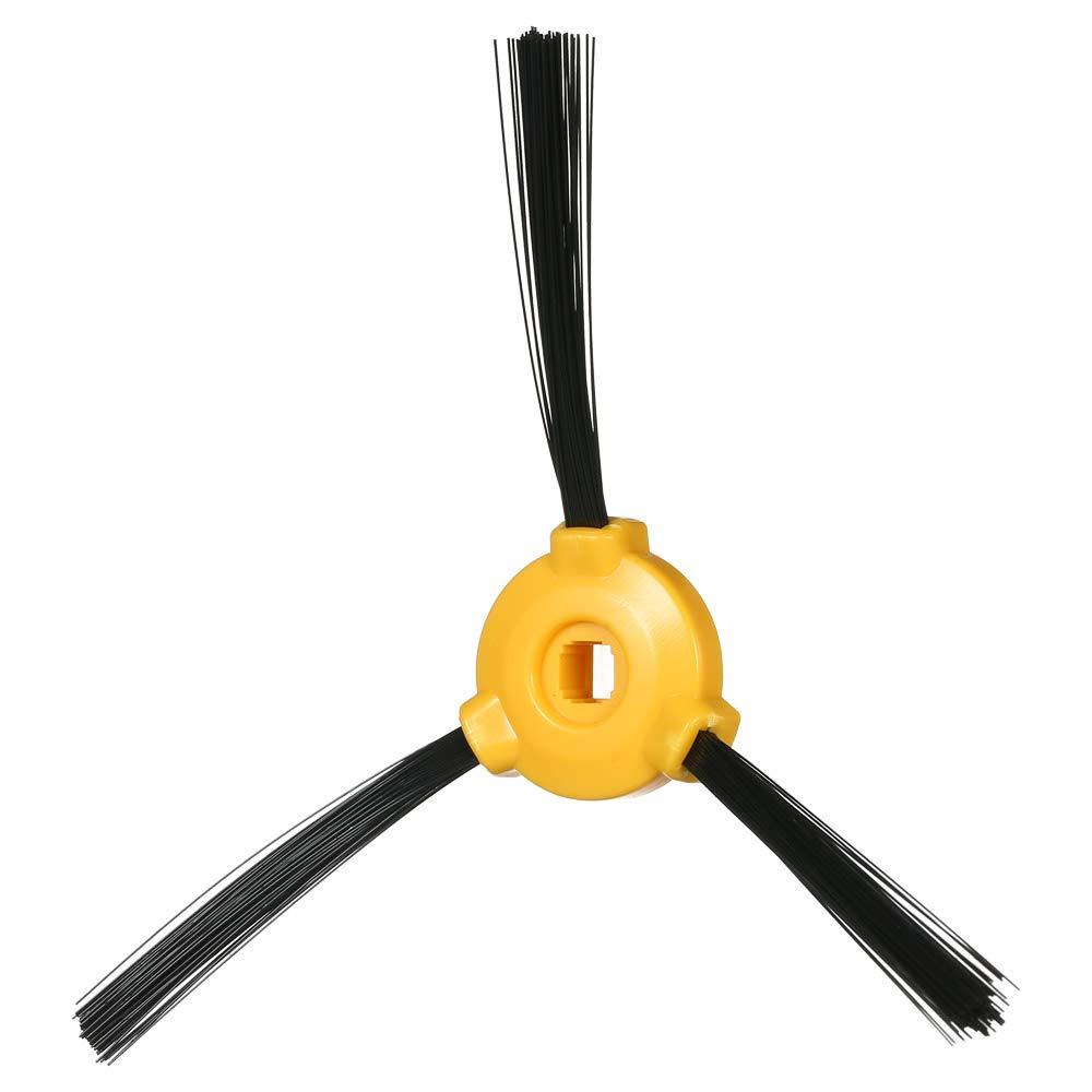 accesorios de piezas de aspiradora filtros HEPA para iRobot Roomba i7 Plus i7 TeKeHom Pack de 11 bolsas de eliminaci/ón de suciedad cepillos de cerdas