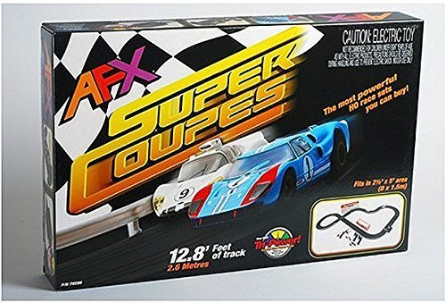 AFX 21019 Super Coupes (MG+)