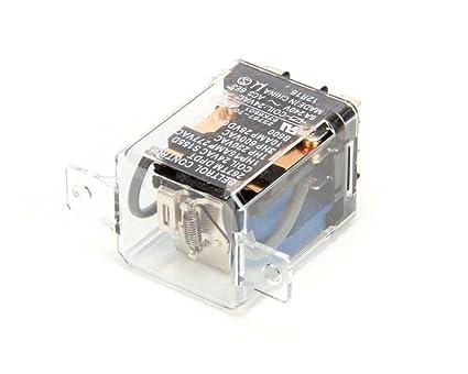 Amazon Com Lennox 67k65 Relay Dpdt 24 Volt Alternating Curren Home