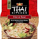 THAI KITCHEN Thai Hot and Sour Noodle Soup Bowl, 68 Gram