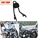 Detachable BACKREST SISSY BAR with pad for Yamaha Star Bolt XV950 XVS950 2014-2017