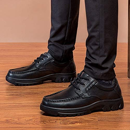 メンズ ワークシューズ スニーカー レースアップ ウォーキングシューズ コンフォートシューズ 大きいサイズ クッション性 おしゃれ カジュアルシューズ 紳士靴 春秋 メンズシューズ プレゼント ビジネス
