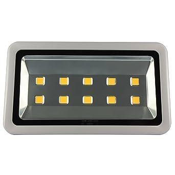 Morsen High Power Outdoor LED Flood Light Fixture 500Watt Super Bright  50000LM For Indoor Outdoor Yard
