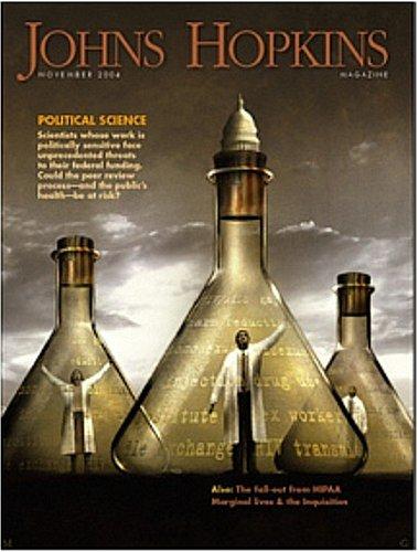 Magazines : Johns Hopkins Magazine