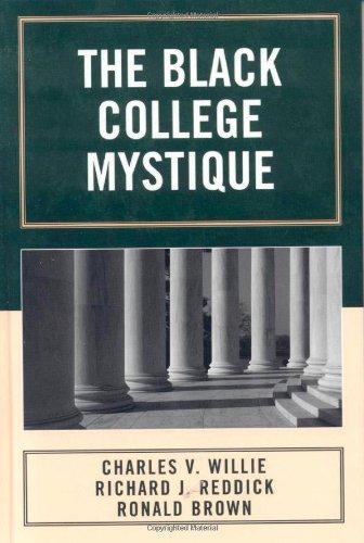 The Black College Mystique: Amazon.es: Willie, Charles V ...
