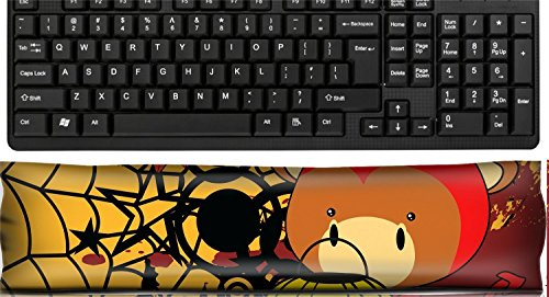 Liili Keyboard Wrist Rest Pad Office Decor Wrist Supporter Pillow bull baby cartoon halloween costume background in vector format IMAGE ID 31086697]()