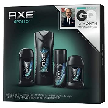 Axe Apollo GQ Gift Box