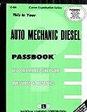 Auto Mechanic (Diesel), Jack Rudman, 0837300649
