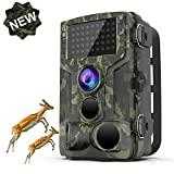 Best Trail Cameras - STARLIKE Trail Camera 1080P Waterproof Hunting Scouting Cam Review