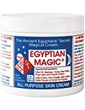 Beauty : Egyptian Magic All Purpose Skin Cream | Skin, Hair, Anti Aging, Stretch Marks | All Natural Ingredients | 4 Ounce Jar