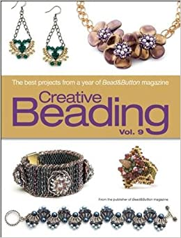 Creative beading vol 9 the best projects from a year of creative beading vol 9 the best projects from a year of beadbutton magazine editors of beadbutton magazine 9781627000833 amazon books fandeluxe Images