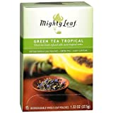 Cheap Mighty Leaf Tea Green Tea, Tropical 15 Ea (Pack of 1)