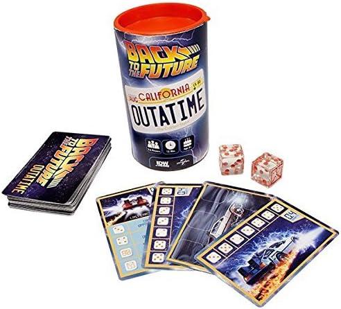 SD Games- Back to The Future: Outatime, Juego de Dados (SDGBTTFOU01): Sd Toys: Amazon.es: Juguetes y juegos
