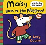 Maisy Goes to the Playground, Lucy Cousins, 1564020843