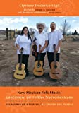 New Mexican Folk Music, Cipriano Frederico Vigil, 0826349374