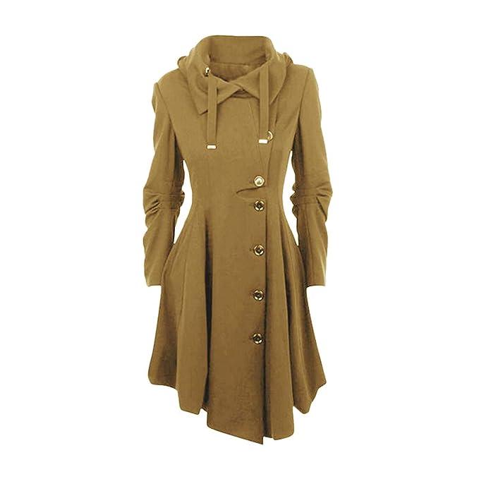 Cappotto Donna Invernali Sezione Lunga Giacca a Vento